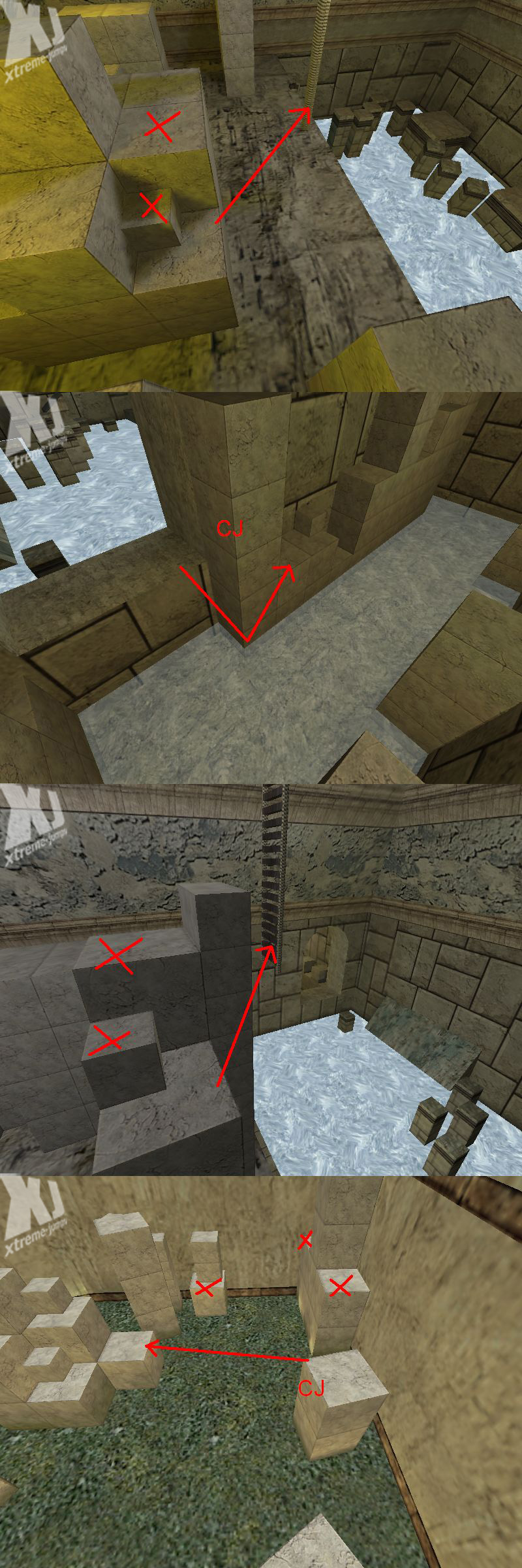 kz_kzarg_catacombsbhop shortcuts
